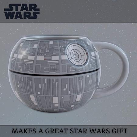 Star Wars Death Star Coffee Mug