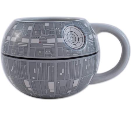 Death Star Inspired Mug