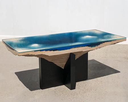 Deep Ocean Table