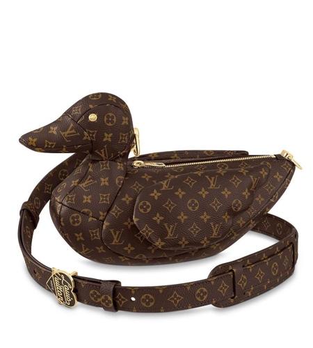 Duck Shaped Bag