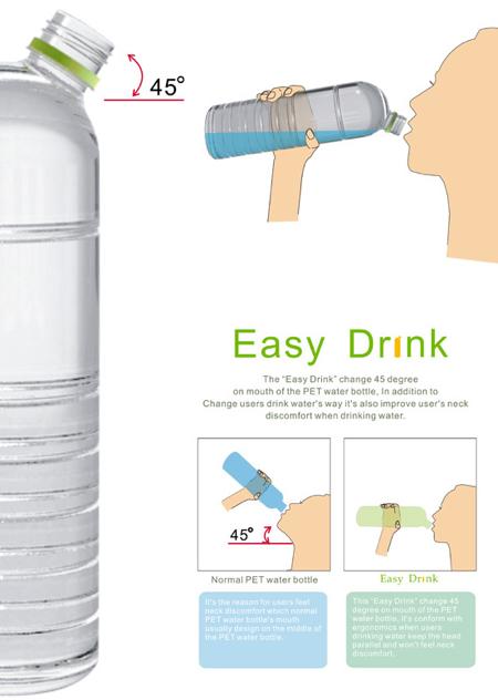 45 Degrees Bottle
