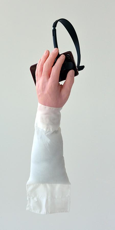 Hand Free Phone Holder