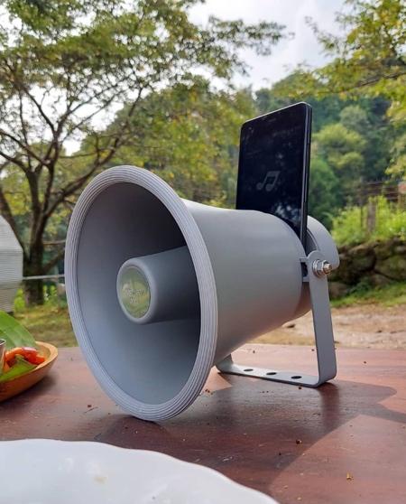 Horn iPhone Speaker