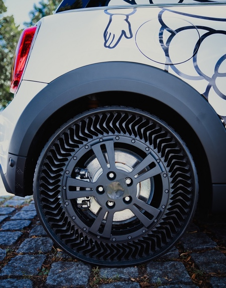 Michelin Airless Car Tires