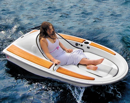 One Person Boat