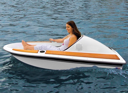 One Person Electric Watercraft