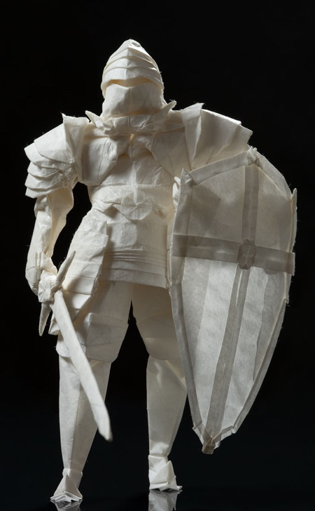 Paper Knight