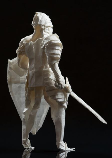 Juho Konkkola Paper Knight