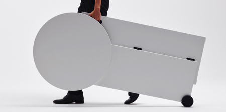 Rollable Table