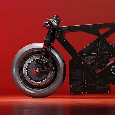 Tesla Bike