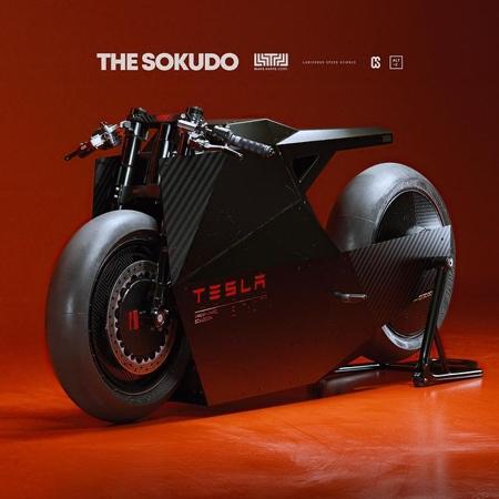 Tesla Bike Concept
