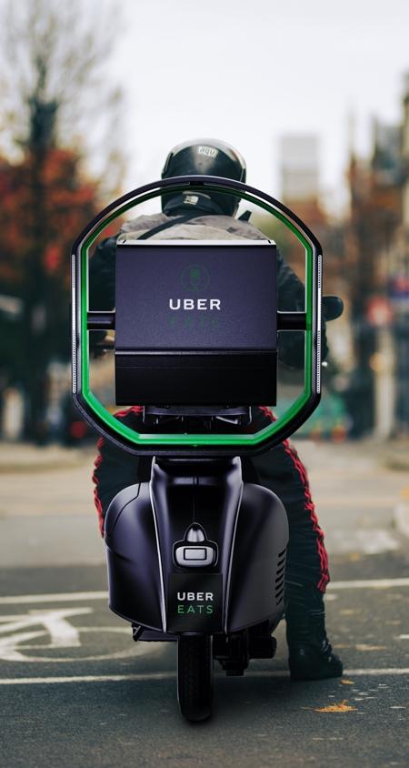 Uber Eats Food Carrier