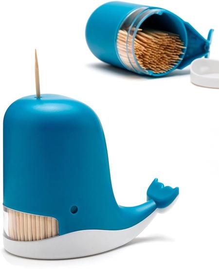 Jonah Whale Toothpick Dispenser