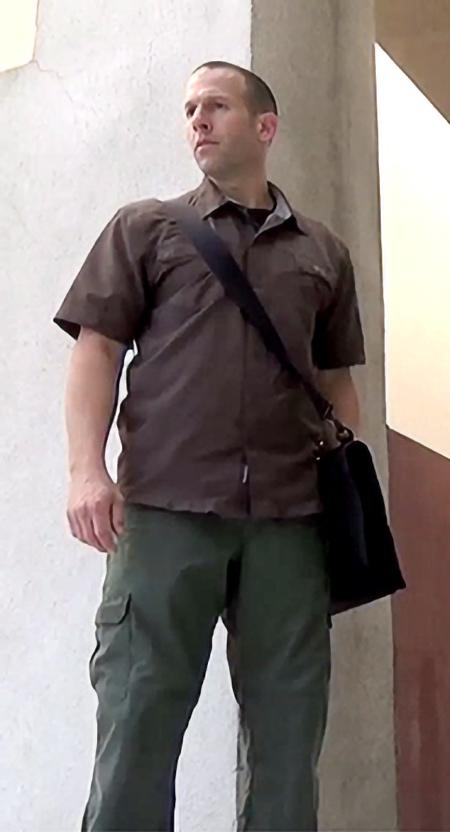 Kevlar Messenger Bag