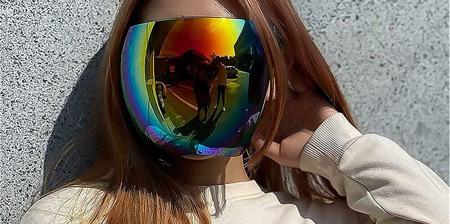 Full Face Sunglasses