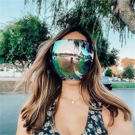 Face Shield Sunglasses