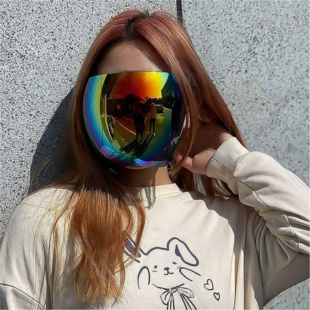 One-piece Sunglasses