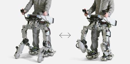 Wearable Robot Suit
