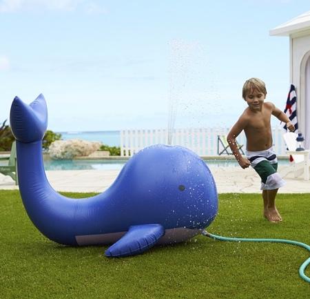 Whale Shaped Sprinkler