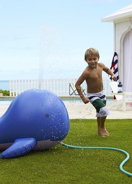 Creative Sprinkler